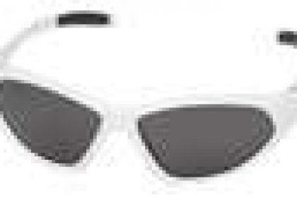 Glide - Youth  7+ - White - Standard Smoke Lens