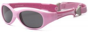 Explorer Baby Sunglasses Pink