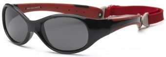 Explorer Kids Sunglasses Black and Red