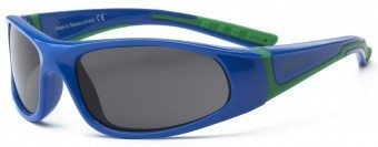 Bolt Youth Sunglasses Blue Green