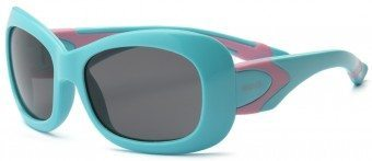 Breeze Youth Sunglasses Turquoise Pink