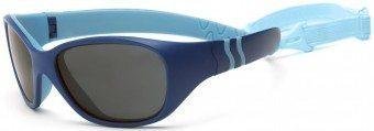 Adventure Kids Sunglasses Blue Turquoise