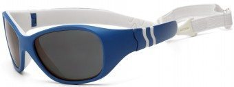 Adventure Kids Sunglasses Blue White