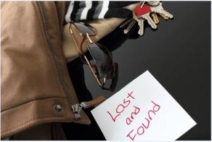 Preventing Lost Sunglasses