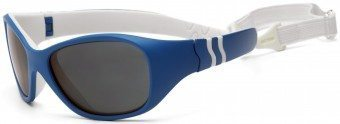 Adventure Toddler Sunglasses Blue White