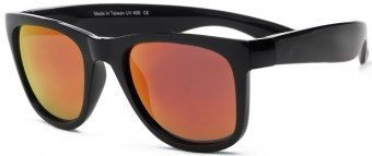 Wave Runner Young Adult Sunglasses Black