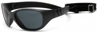 Adventure Youth Sunglasses Black