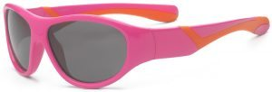 Discover Youth Sunglasses Pink Orange