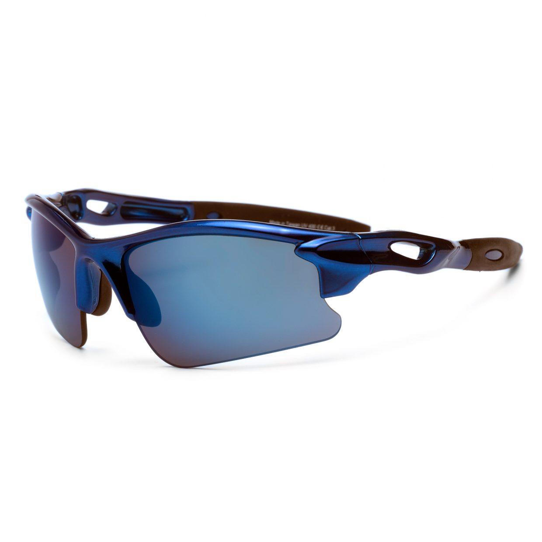Royal Blue Sunglasses