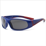 Bolt Navy/Red Sunglasses