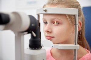 Don't Forget to Take your Kids to Their Annual Eye Exam