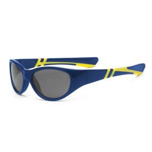 Navy and Yellow Sunglasses