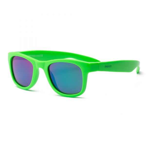 Surf Neon Green Sunglasses