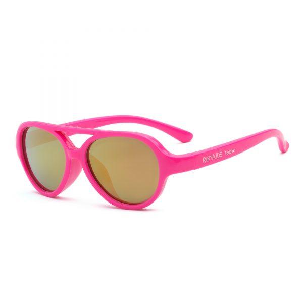 Sky Neon Pink Sunglasses