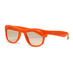 Screen Shades Neon Orange