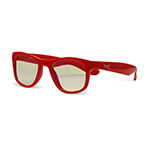 Screen Shades Maroon Red