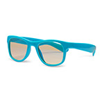 Screen Shades Neon Blue
